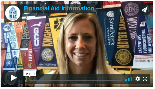 Video Series 3: Financial Aid Information